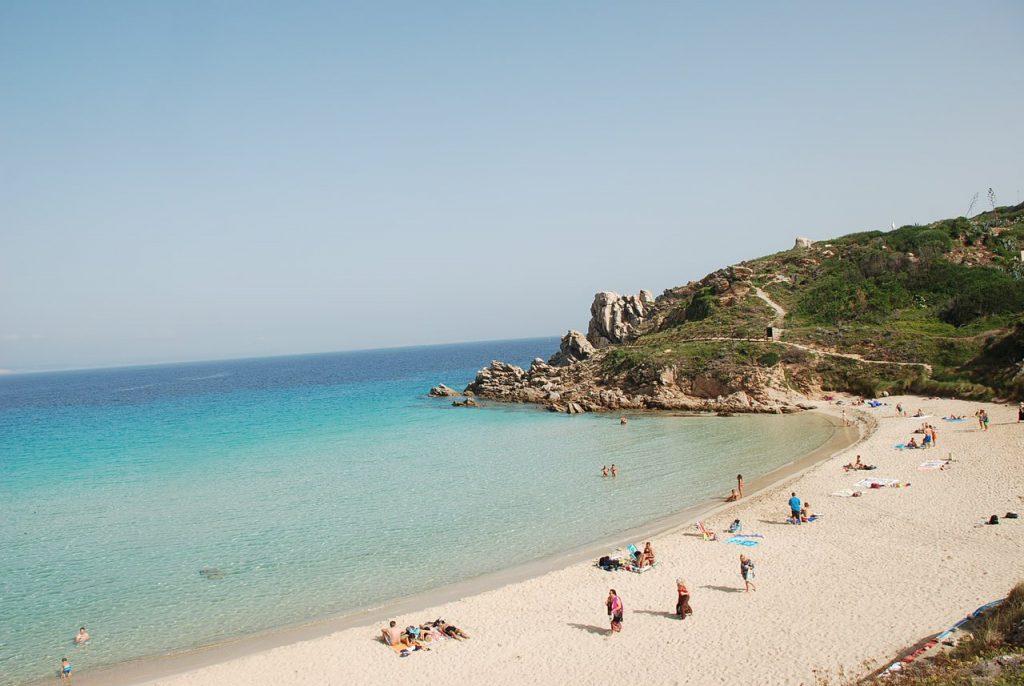 plaża Spiaggia di La Rena Bianca
