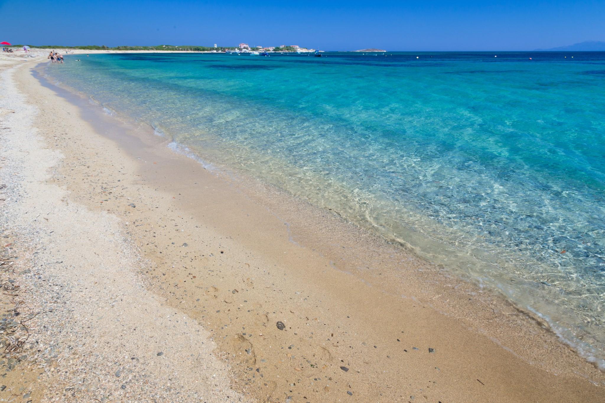 Putzu idu beach, Sardina island