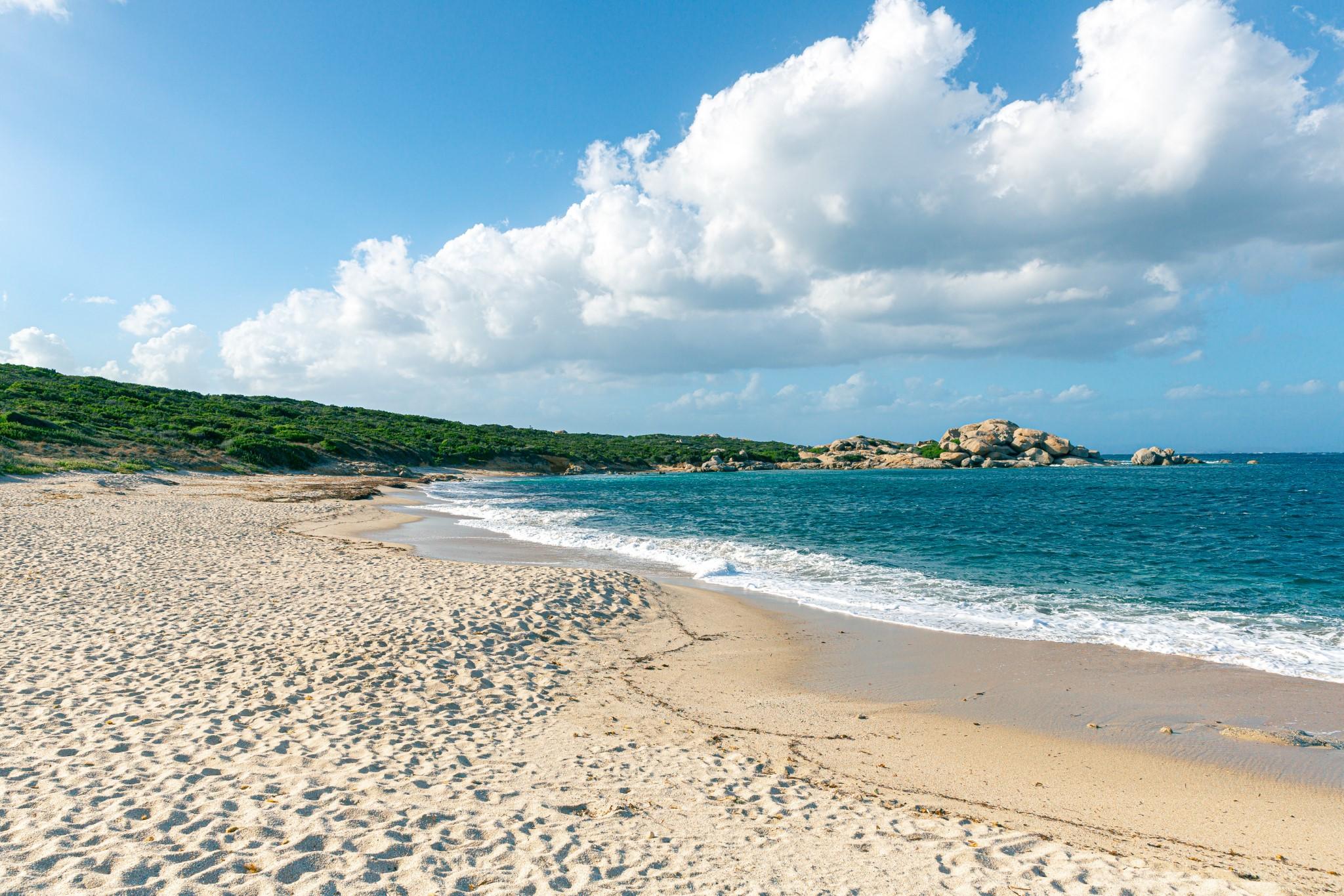 Sardinia Beach Spiaggia La Licciola