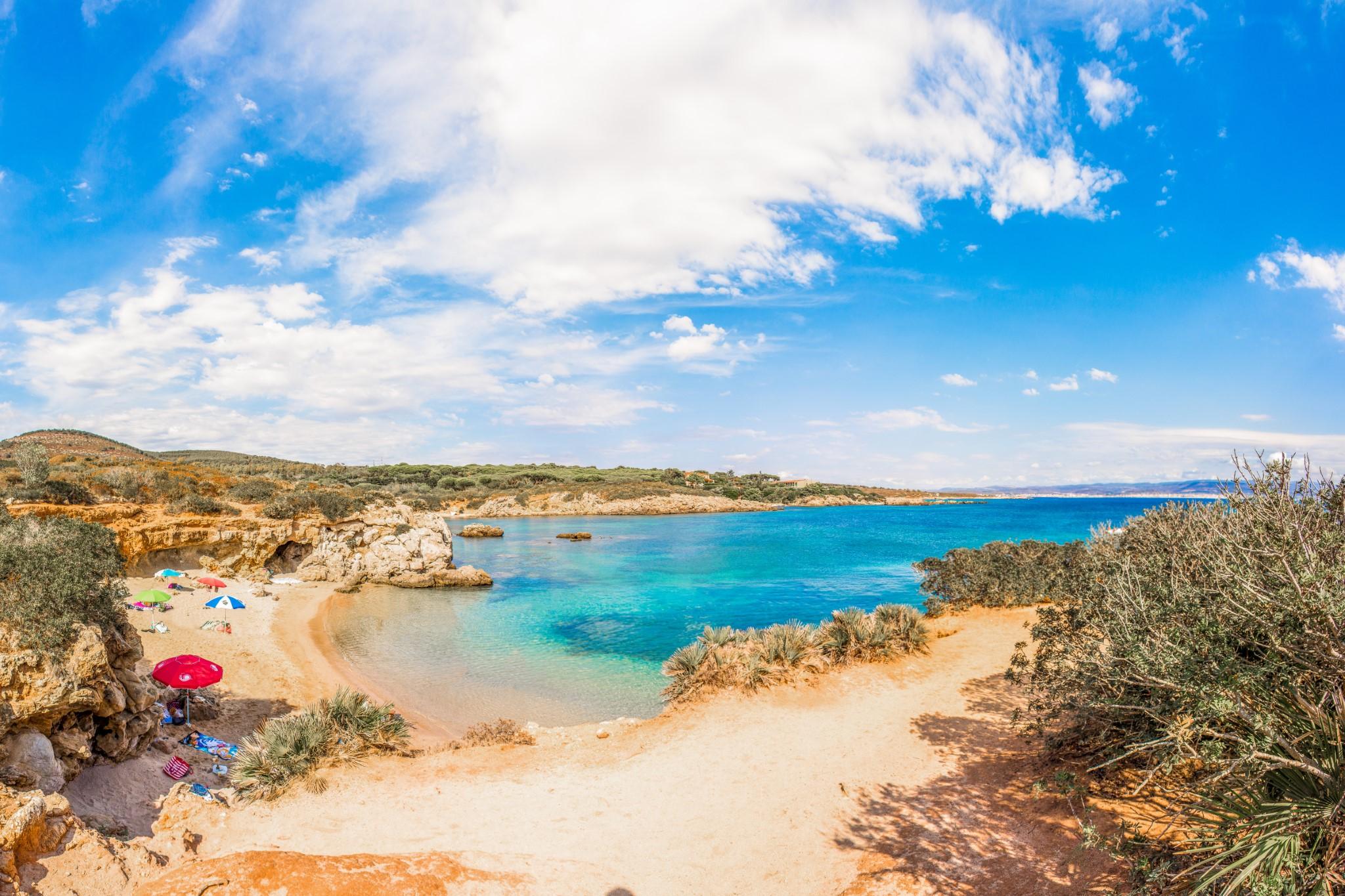 Cala del Lazzaretto, Sardinia