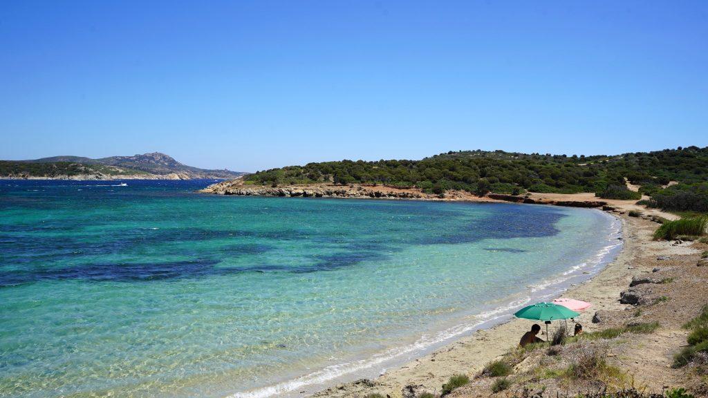 Capo Malfatano beach, Sardinia, Italy