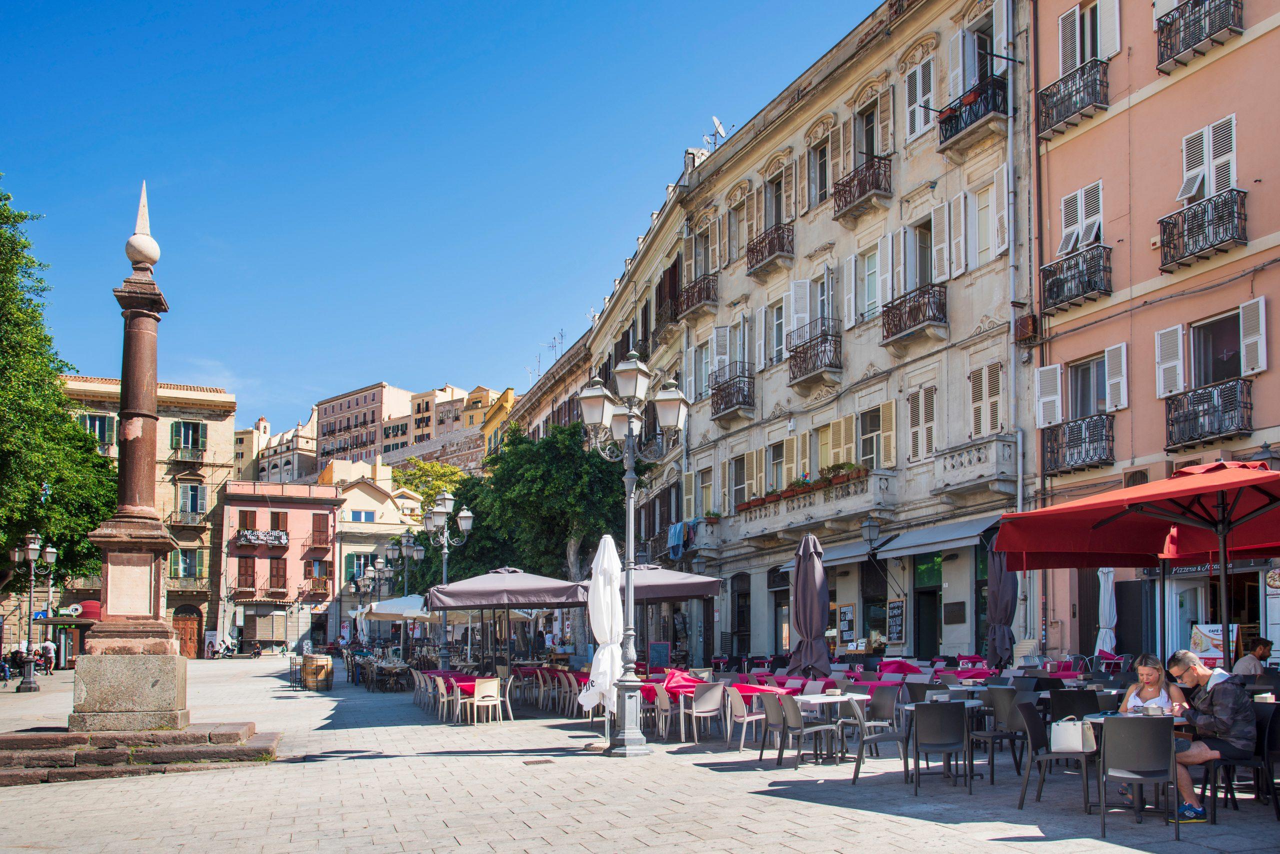 Gdzie zjeść w Cagliarii, najlepsze miejsca