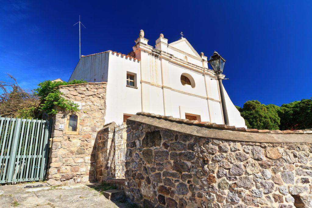 chiesa dei Novelli Innocenti in Carloforte, Sardinia, Italy