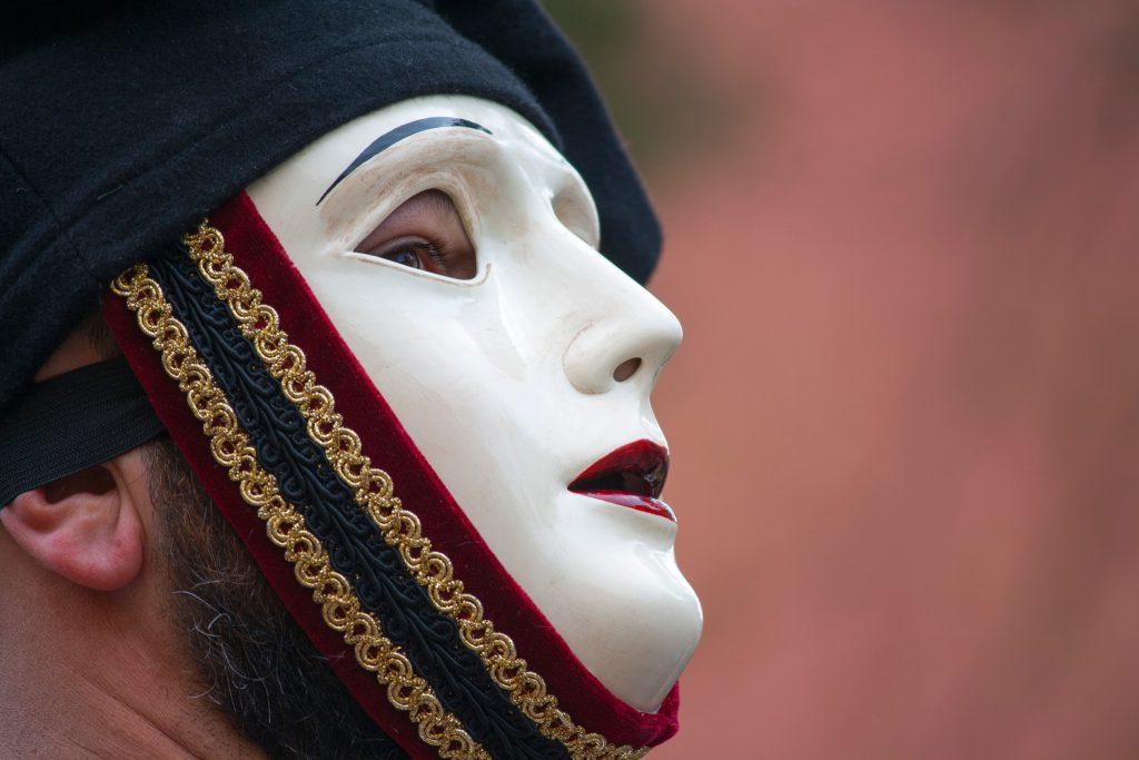 Sa Sartiglia, traditional carnival of Oristano, Sardinia