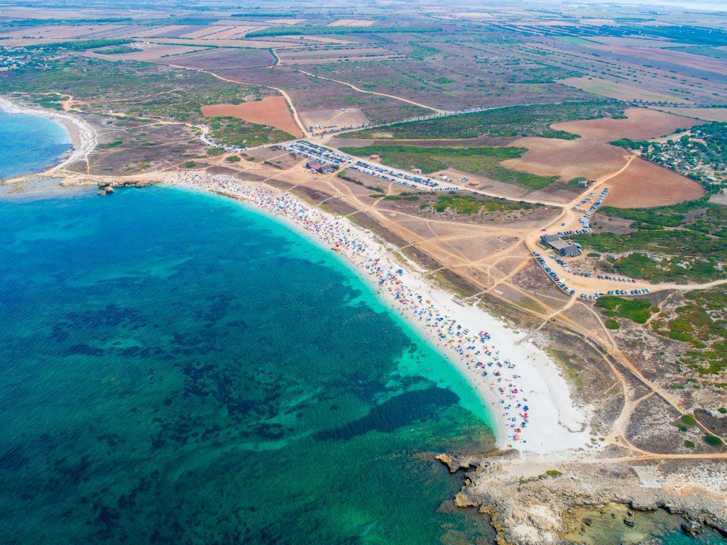 Spiaggia di Is Arutas Beach