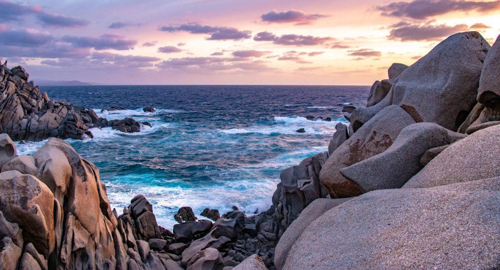 Sunset at Valle della Luna - Sardegna